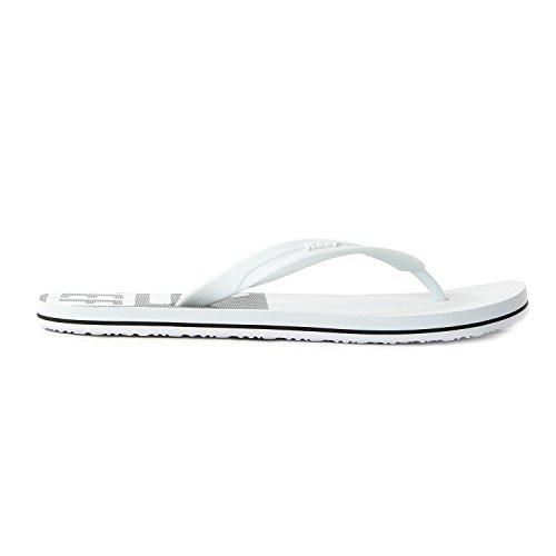Reef Pulse Tqt Flip Flops Thong Sandal - White - Mens - 12 front-997316