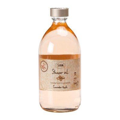 サボン Shower Oil Lavender Apple シャワー オイル ラベンダー アップル