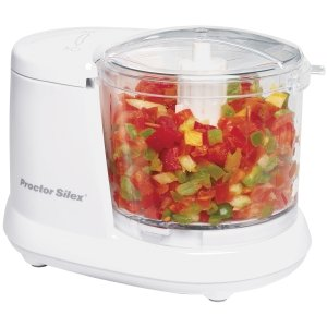 HAMILTON BEACH 72500RY PROCTOR SILEX 1.5 CUP FOOD CHOPPER