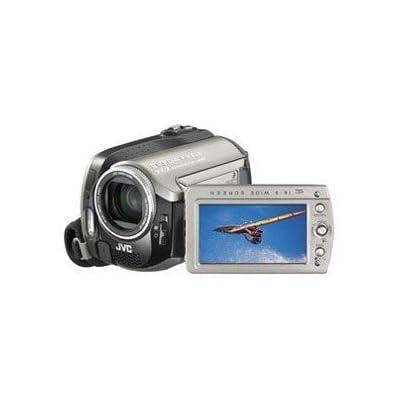 JVC HD Digital Camcorder &#45 GZMG255