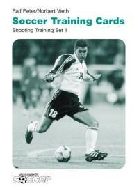 Soccer Training Cards 2: Shooting Training Set 2