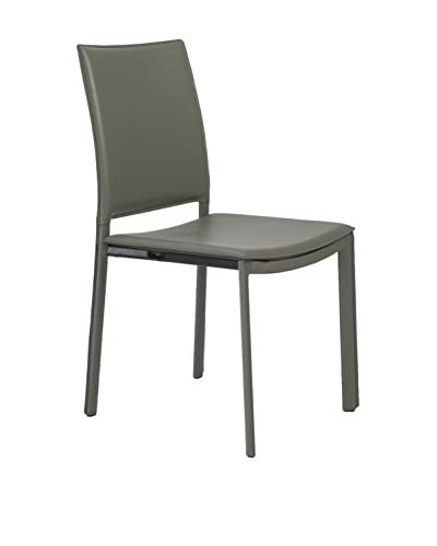 Eurostyle Kate Side Chair, Gray
