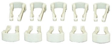 Wix WCK11 Fuel Filter Clip, Pack of 1 (Ford Focus 2006 Fuel Filter compare prices)