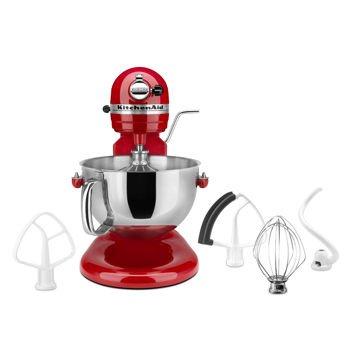 Stand Mixer With Dough Hook – KitchenAid Professional 5.5 Qt Big SALE
