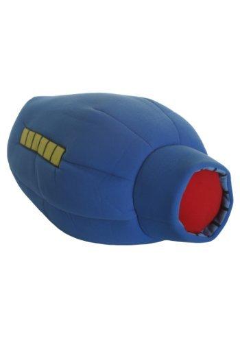 """GE Animation GE-8186 Mega Man 10 - Mega Buster 17"""" Plush Glove"""