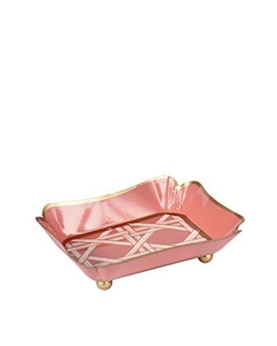 Jayes Cane Trinket Tray, Pink