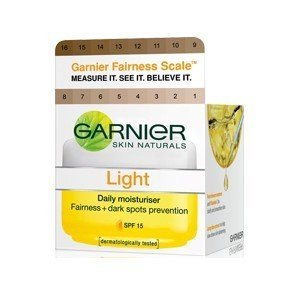 Garnier Skin Naturals White complete Multi action Fairness cream SPF 17