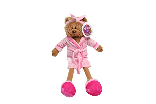 Pink Day Spa Teddy Bear