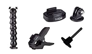 GoPro Gooseneck + Clamp + Quick Release Bodyboard Soft Surfboard Mount by eBodyboarding