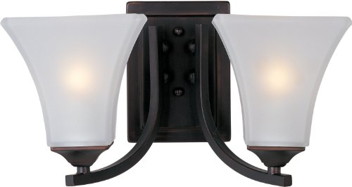 Aurora 2-Light Bath Vanity