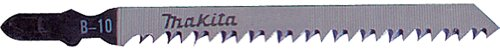 Makita 792470-4 Jig Saw Blade, T Shank, Hcs, 3-Inch By 14Tpi, 5-Pack
