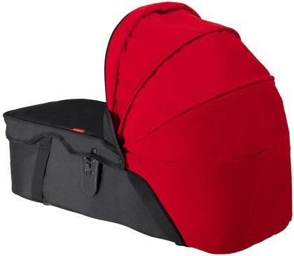 Phil&Teds Snug Carry Cot Sunhood - Chili front-1010614