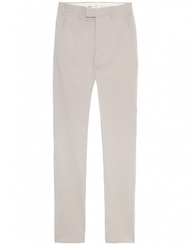 Armani Collezioni Men's Pants Beige Formal Cotton Trousers 36L