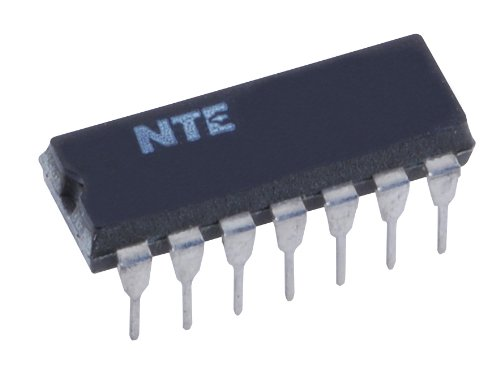 Integrated Circuit Dual Timer Cmos 14 Lead Dip