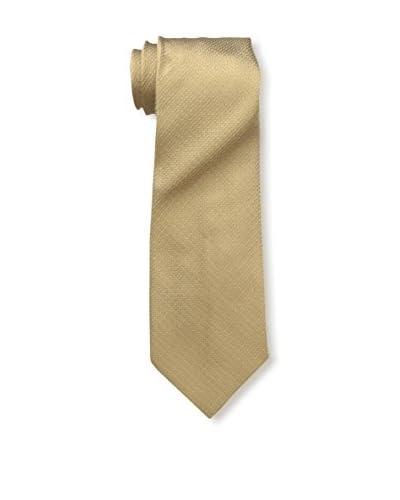 Valentino Men's Silk Tie, Camel