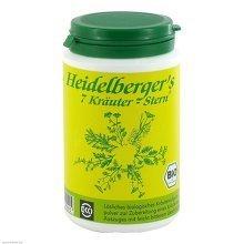 BIO HEIDELBERGERS 7 Kräuter Stern Tee 100 g Tee von Gesundheitsversand A. Heine GmbH auf Gewürze Shop