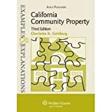 img - for Examples & Explanations: California Community Property 3th (third) edition book / textbook / text book