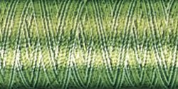 Sulky Rayon Thread 30 Wt King Size 500 Yards Varigated Pine Green (2115)