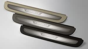 Genuine Toyota Accessories PT922-02080-11 Door Sill Enhancement for Select Corolla Models