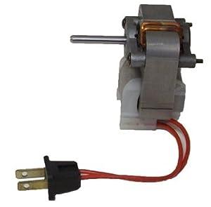 Nutone Fan Motor # 87547; 3000 RPM, 1.2 amps, 120V 60hz. by nutone Broan