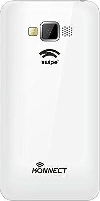 Swipe Konnect 4e White