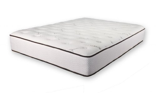 Hanover HMATMF10-KG Tranquility Memory Foam Mattress, King, White Cheap
