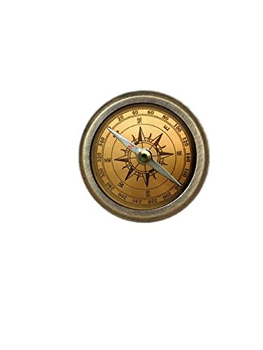 LBFEEL Compass -Drawer Knobs Antique Bronze / Crystal Dresser Knob Drawer Knobs / French Cabinet Handles Pull Knob Ornate / Furniture Hardware (Ornate Drawer Knobs compare prices)