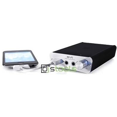 FOSTEX ポータブルヘッドホンアンプDAC HP-P1