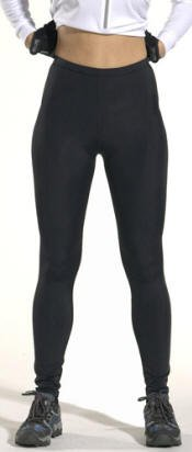 Plus Women's Spandex Tights - Available Padded or Unpadded
