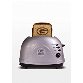 NFL Toaster Team: Green Bay Packers