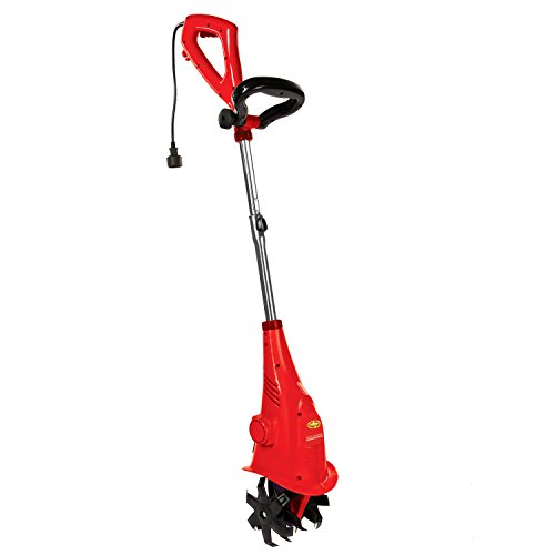 Cheap Sun Joe TJ599E-RED Aardvark 2.5 Amp Electric Garden Cultivator, Red