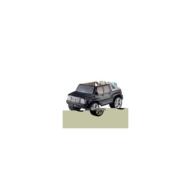 Power Wheels Black Cadillac Escalade 2007