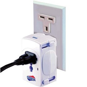 American Tourister Worldwide Electric Power Wall Outlets Adaptor Plug