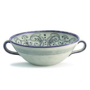 Arte Italica Dama Bowl With Handles