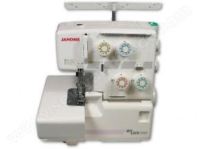 janome sewing machine threading instructions