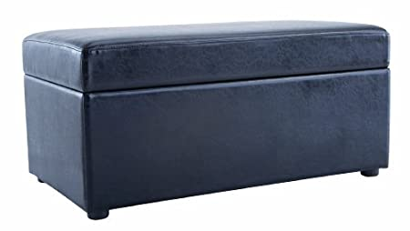 Cohesion BandBox Gaming Storage and Furniture Ottoman (Black)