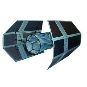 Star Wars Darth Vader's Tie Fighter 3D Deluxe Vehicle Kit Flying Kite