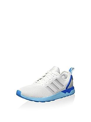 adidas Zapatillas Zx Flux Adv (Blanco / Azul)