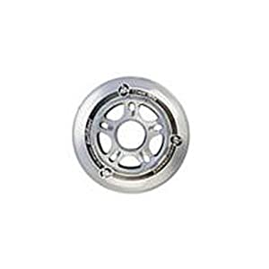 K2 72 mm Wheel (8-pack) / Abec 5 Nylon Spacer