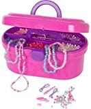 Cool and funky beads.Fabulous bracelets and necklaces,2000 Piece Bead Box.
