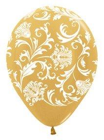 Print (6) Shower Wedding Latex Helium Balloons: Health & Personal Care