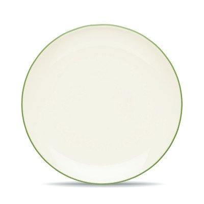 Noritake Colorwave Coupe Salad/Dessert Plate, Apple Green
