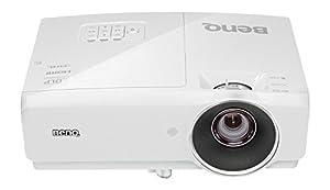 BenQ 9H.JE977.23E Full HD Daten/Video DLP-Projektor (VGA, Kontrast 13000:1, 1920 x 1080 Pixel, 3500 ANSI Lumen, HDMI, USB) weiß