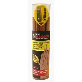 Amazon - CH Hanson Company VersaSharp 10-Pencil Tube - $3.77