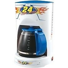 In stock Jeff Gordon 24 Nascar Collector Sunbeam Coffee Maker DB Hot holiday gift!