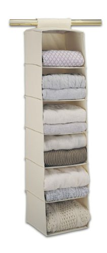 6 Shelves Hanging Sweater Organizer