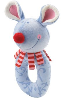 Haba Mouse Marit Clutching figure - 1