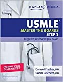 img - for Kaplan Medical USMLE Master the Boards Step 3 book / textbook / text book