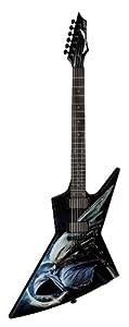 Dean Guitars ZERO AODII Zero Dave Mustaine Solid-Body Electric Guitar, Angel of Deth II