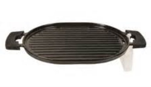 Nuwave Precision Induction Cast Iron Grill With Oil Drip Tray (Nuwave Grill Pan compare prices)